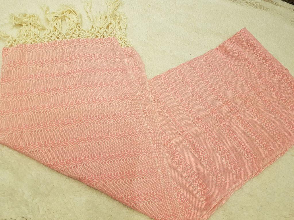 Tikal Rebozo - růžové